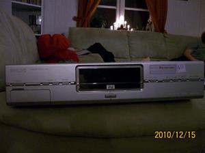 439. Philips, DVD-inspelare. Typ: DVDR 890/21. Nr: VN 12 0305 016874. Fotonr: 100_7339