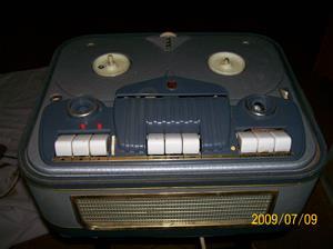 324. Philips rullbandare. Typ: EL 3542A/19E. Nr: 164738. Nr: 100_3688