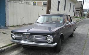 Plymouth Valiant Signet (1965).