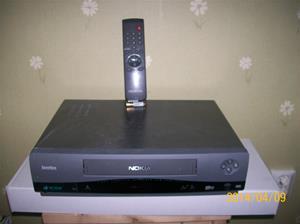 842. Nokia VHS-Bandspelare. VCR 3786NE. Nr: 55 465 160. Fotonr: 101_0589