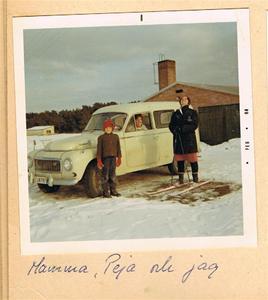 Inga-Maj, Mor Iris och jag samt vita duetten, I 18797. 1968 001