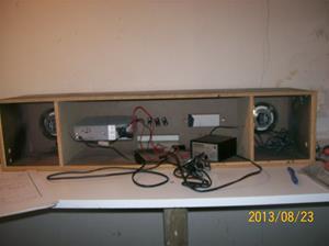 754. Testpanel för bilstereoapparater. Baksidan. 101_0400
