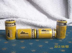 647. Batteri till nr 647, Fisken. Tudor 1,5V, IEC R14. Fotonr: 100_9625