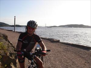 Cykling Uddevalla Monica 2