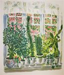 Evy Låås: Kaktusfönster