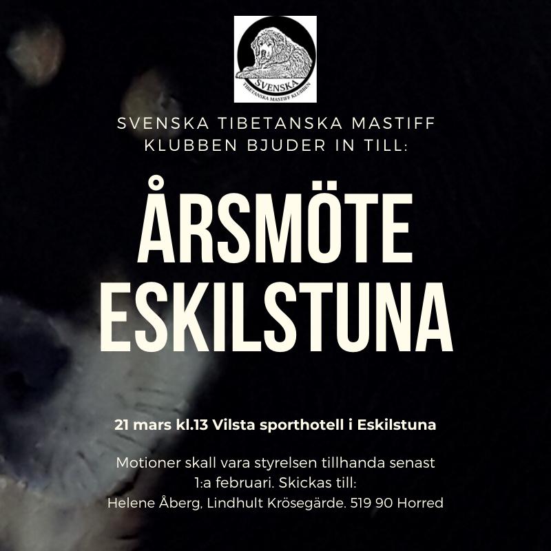 svenska tibetanska mastiff klubben bjuder in till_