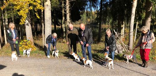 Anita, Kerstin, Göran, Ulf, Ann-Sofie, Kristina