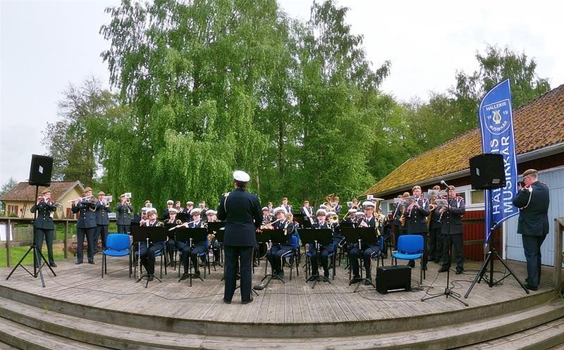 Blåsmusikens dag 2019 Falkängen