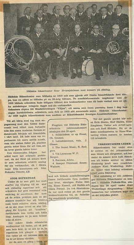 20års jubileum 1939
