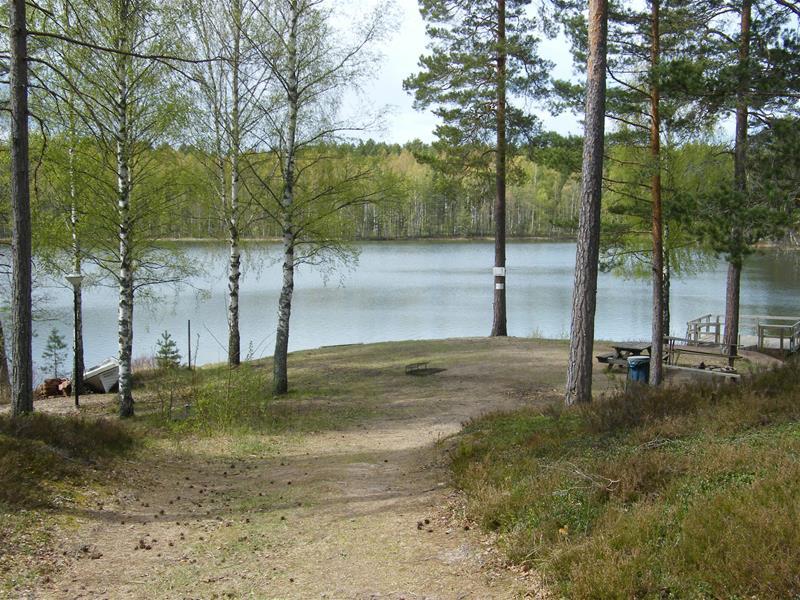 vy mot sjön skruven