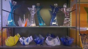 Skyddsänglar & ljuslyktor i glas