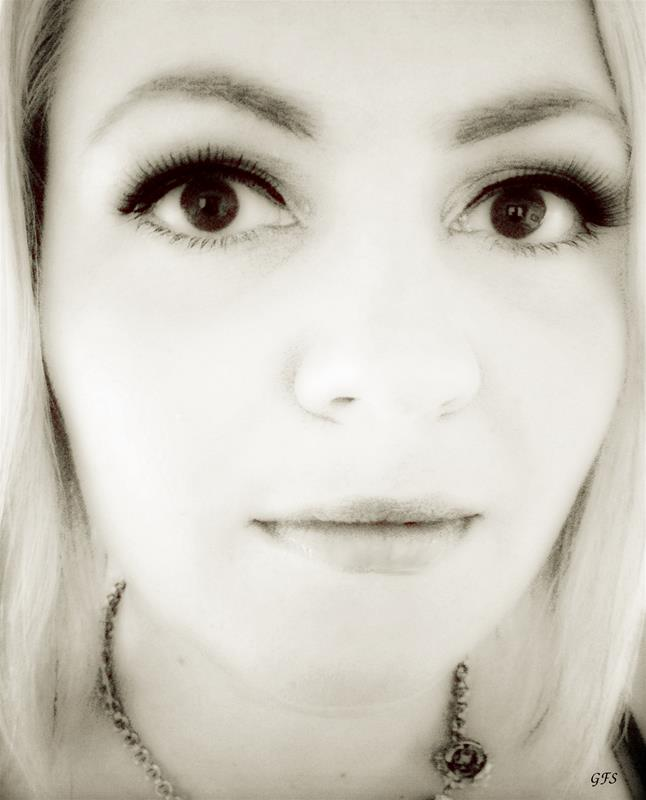 Hanna PorträttI