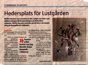 St-tidningen