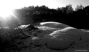 Vinter i Låka ljus