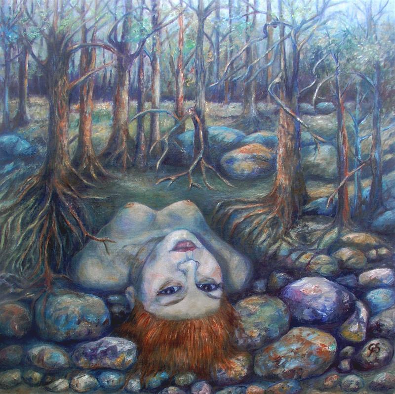 Skogskvinnan