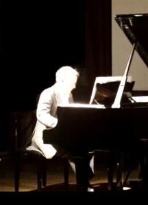 Magisk pianist