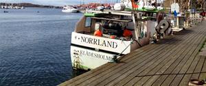 Båt norrland i Skärhamn