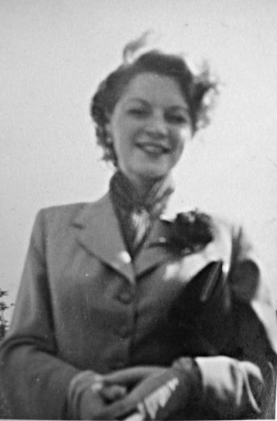 Mamma 50-talet