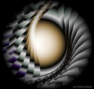 fractalägg