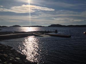 kvällssol juliskärhamn