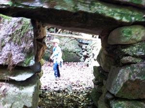 Barn i skogen II