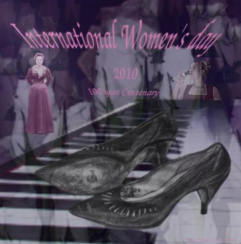 Internationella Kvinnodagen 2010