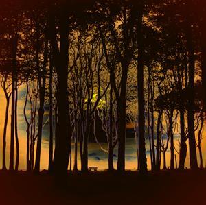 magiskt ljus i gespensterwald