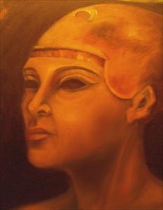 Egyptisk drottning