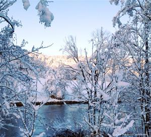 Vinterparadis