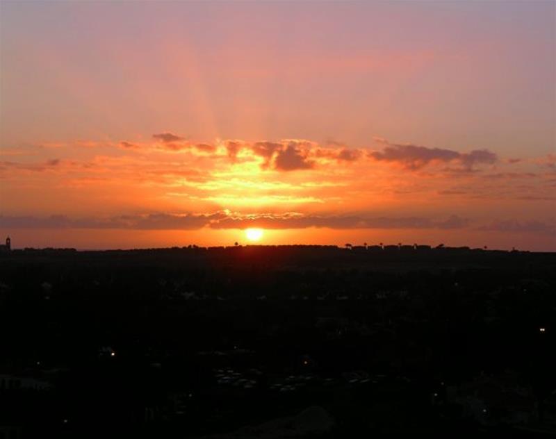 solnedgång Gran Canaria I