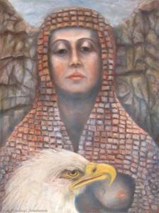 Eaglewoman gunfriedericisvantessonx