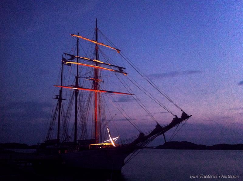 Skepp i natten 6
