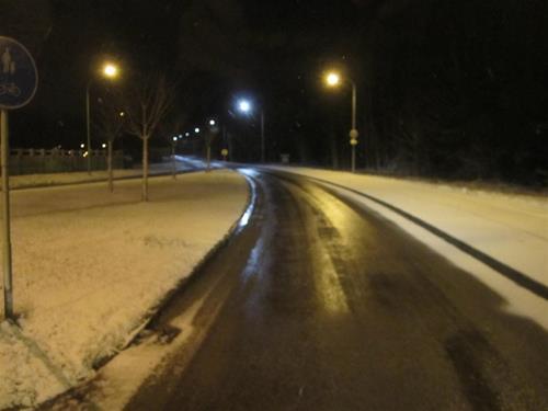 10. Hemma i Eskilstuna efter en trevlig kväll i Falköping