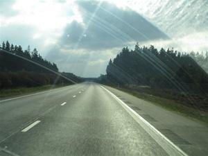 1. På väg mot Helsingborg