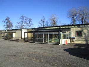 1. Dagens mål är Tidaholms Folkets Park.