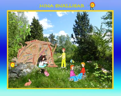 Snällboken Affisch 2014-06-12