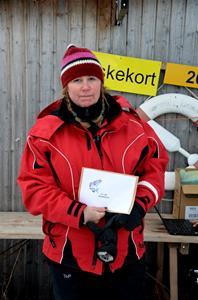 4 pris Kristina Hassel
