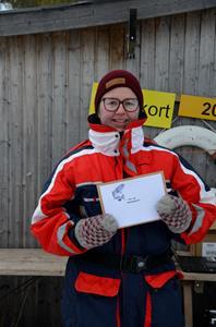 6 pris Viktoria Björk