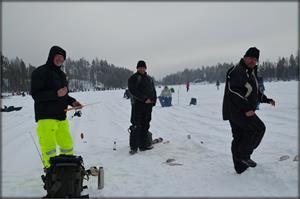 Glatt återbesök från Gussjö