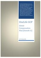 OneLife Network Global Kompensationsplan (GCP-S1)