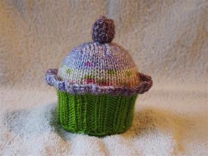 Cupcake nåldyna