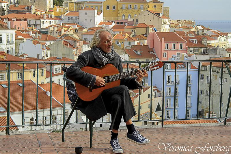 High altitude music Lissabon