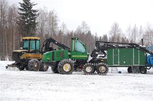 Avverkningsgrupp Norra Skogsägarna