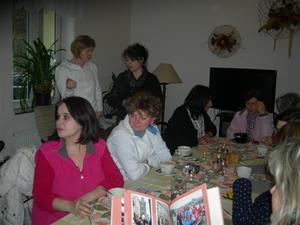 Inblandade kollegor från Karlsbad och Semnice