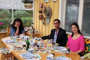 Svensk författare Håkan Östlundh möter sin tjeckiska översättare Tereza Dudková