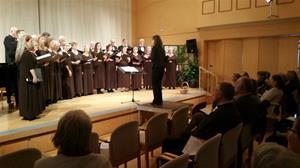 Konsert med Katrineholms Kammarkör