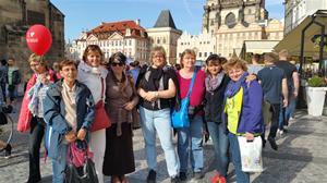 Våra tjeckiska kollegor
