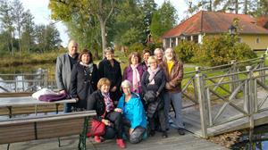 Vi firade 10-årsjubileum i Dufveholms herrgård