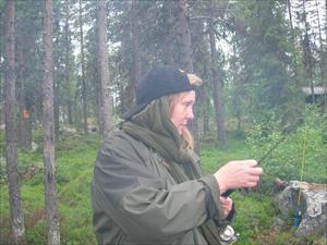 Fiske i Jokkmokk 2007