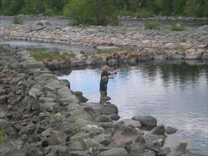 fiske i arjeplog